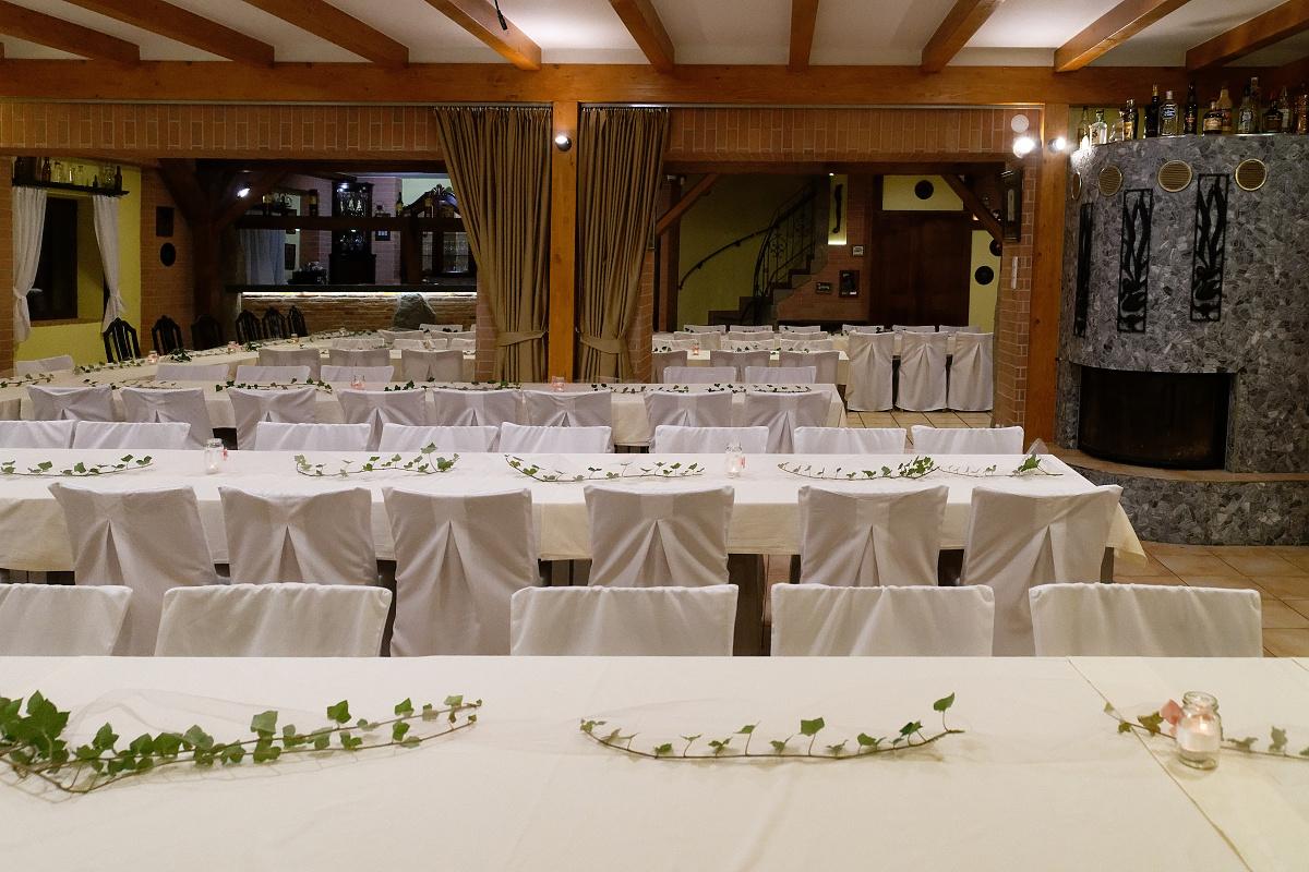 Svatby na Penzionu Kamínek